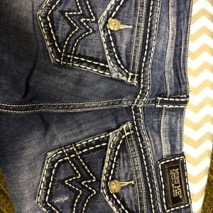 Miss Me Irene bootcut jeans size 32